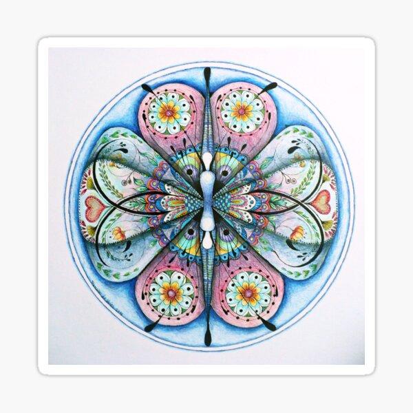 Tweelingziel /Twin soul Sticker