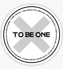 Pegatina Quiero uno | X (PARA SER UNO)
