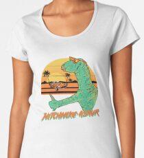 Hitchhike-Asaur Women's Premium T-Shirt