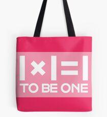 Bolsa de tela Wanna One ㅣ 1er Mini Album Photo 1X1 = 1 (TO BE ONE)