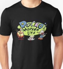 Rocko and Family T-Shirt