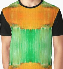 Modern Abstract Graphic T-Shirt