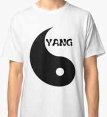 Classic Yang matches with Classic Yin Classic T-Shirt