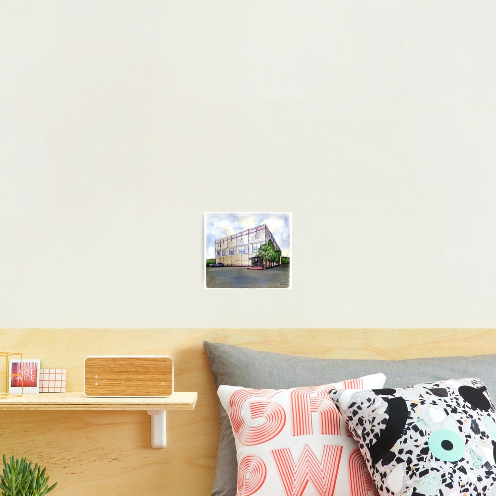 The Office By Pam Beesly(Halpert) Photographic Print
