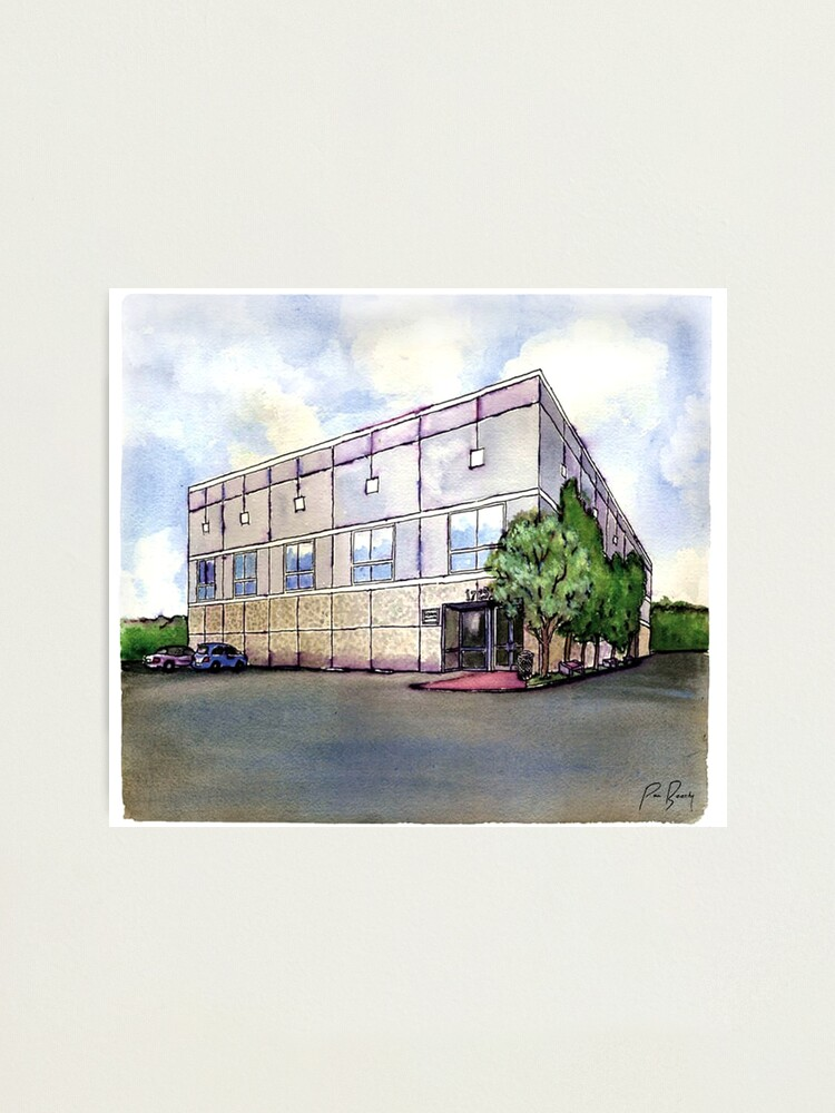 Alternate view of The Office By Pam Beesly(Halpert) Photographic Print
