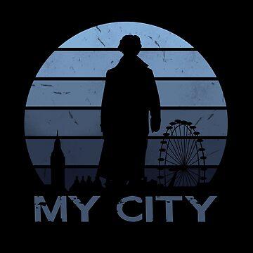 My city by clockworkheart