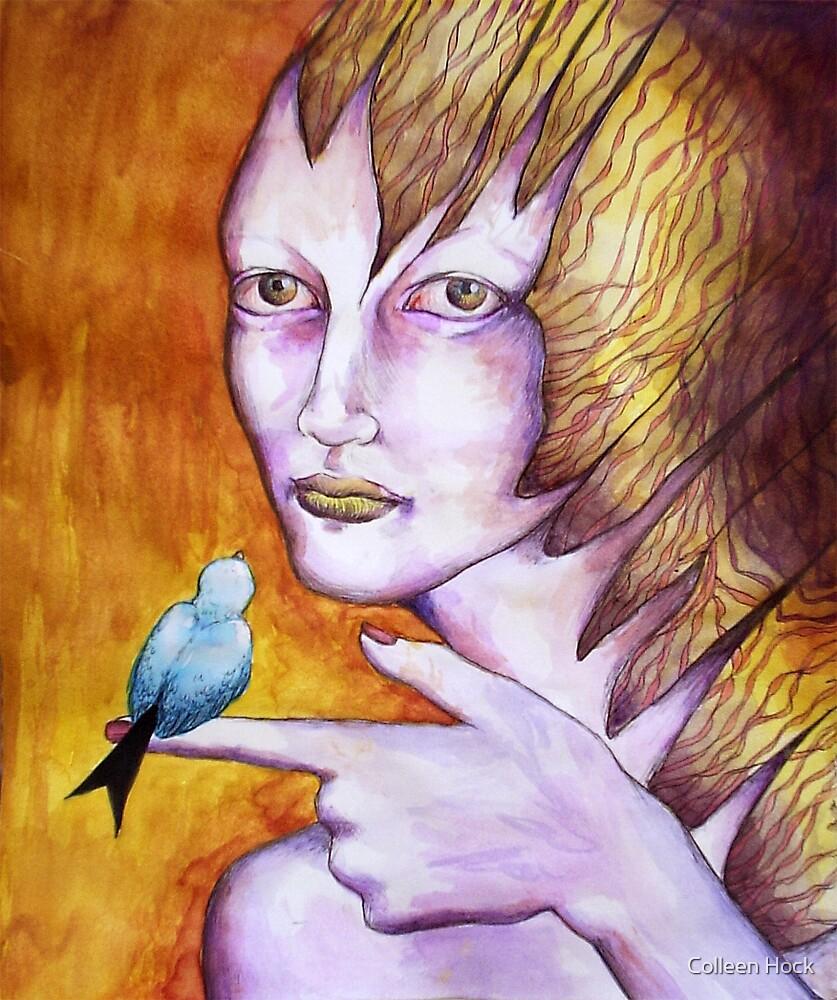Little Bird by Colleen Hock