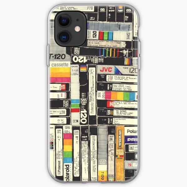 VHS iPhone Soft Case