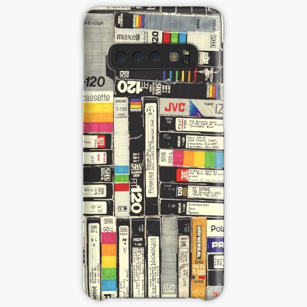 VHS Case & Skin for Samsung Galaxy