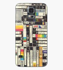 Funda/vinilo para Samsung Galaxy VHS