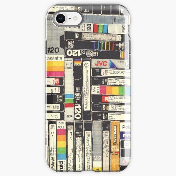 VHS iPhone Tough Case