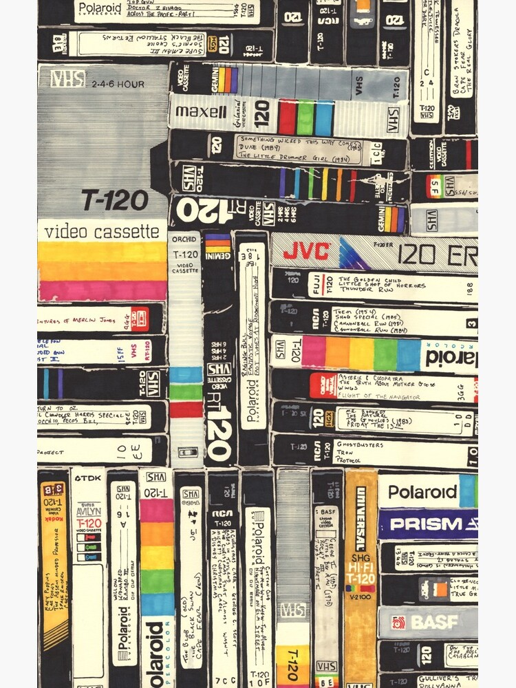 VHS by hbthornton