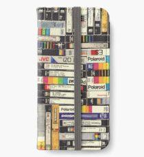 VHS iPhone Wallet/Case/Skin