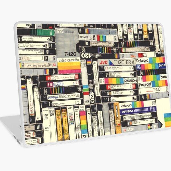 VHS Laptop Skin