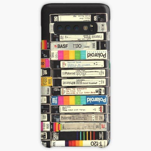 VHS Stack Samsung Galaxy Snap Case