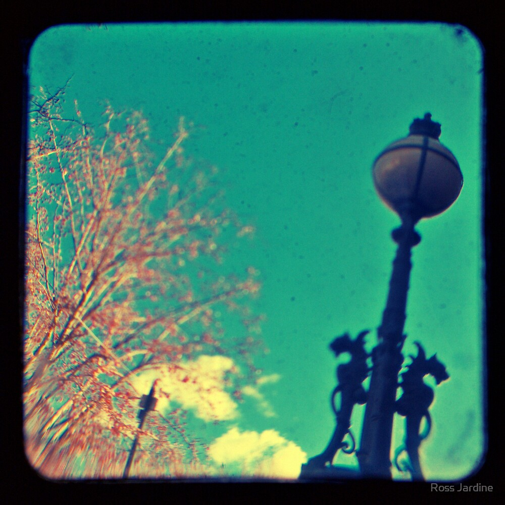 Lamp Post by Ross Jardine