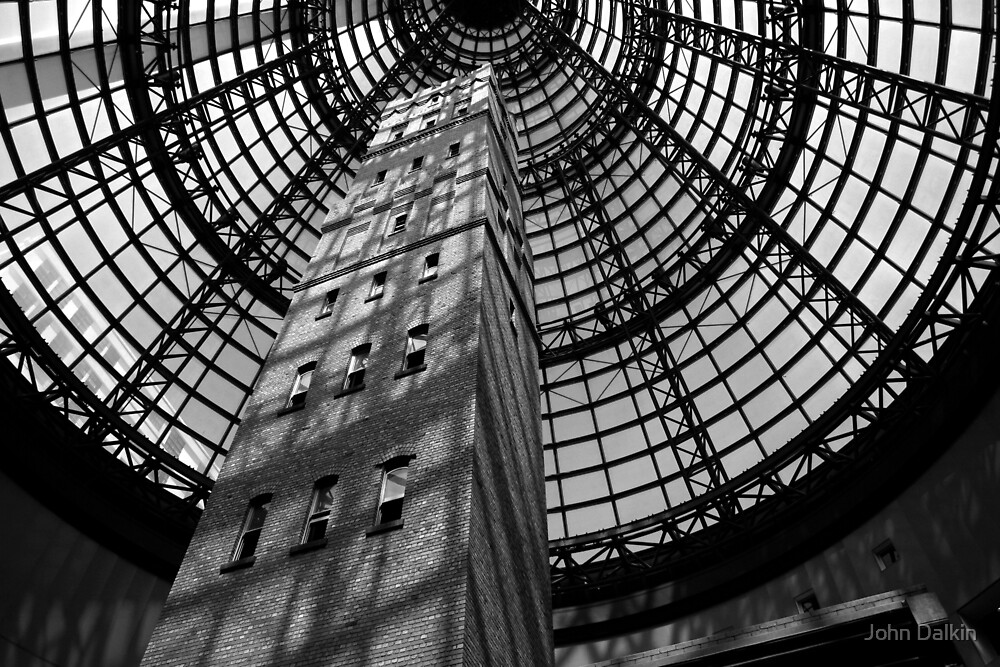 Shot Tower by John Dalkin
