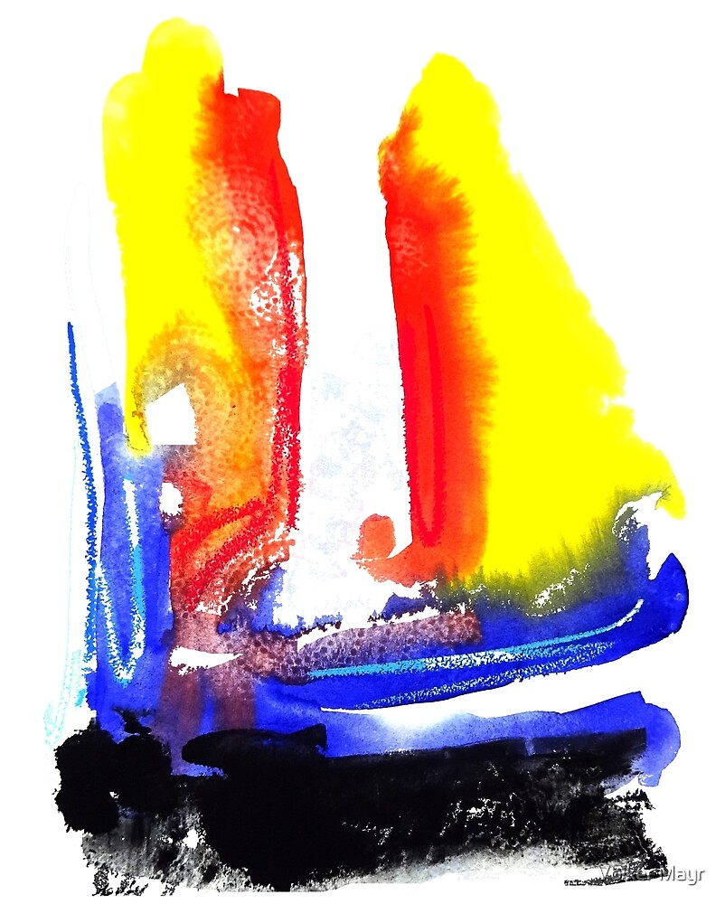 Good Morning Dear Colors by Volker Mayr