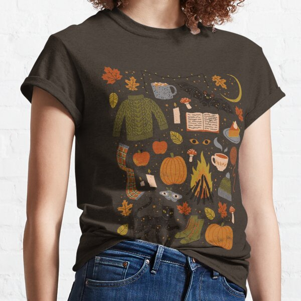 Autumn Nights Classic T-Shirt
