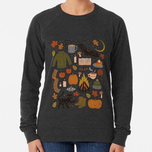 Autumn Nights Lightweight Sweatshirt