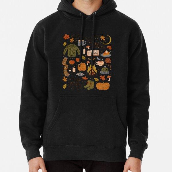 Autumn Nights Pullover Hoodie