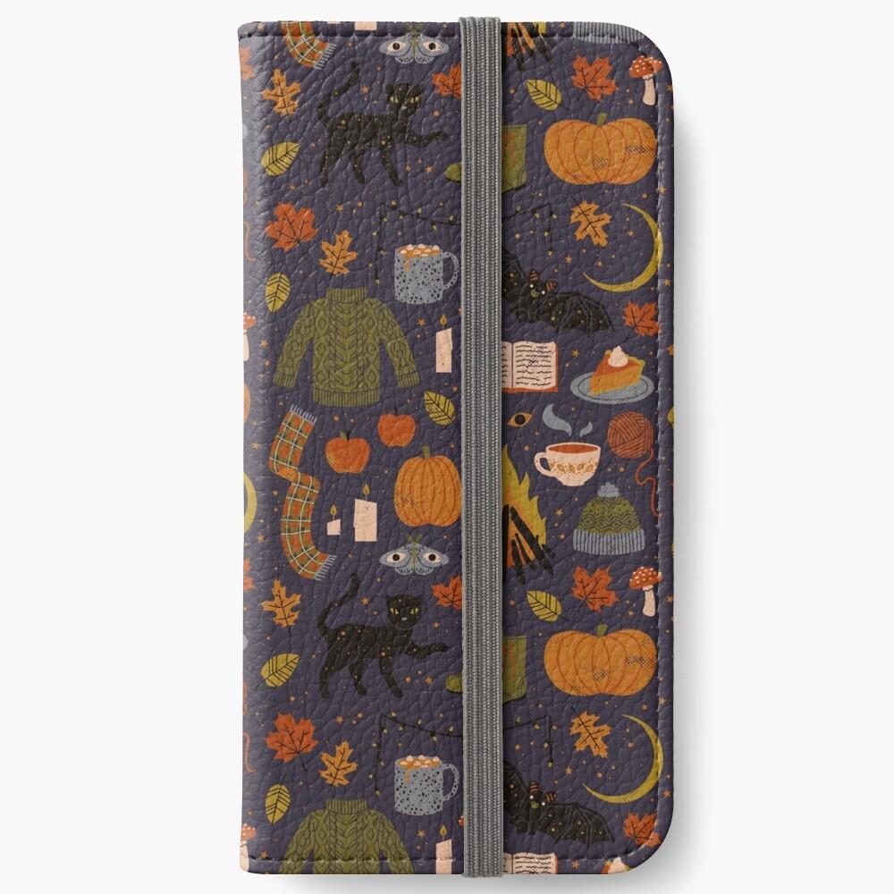 Autumn Nights iPhone Wallet