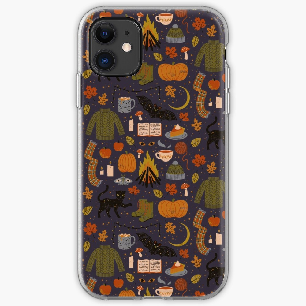 Autumn Nights iPhone Case & Cover
