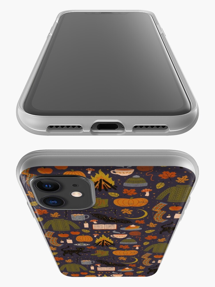Alternate view of Autumn Nights iPhone Case & Cover