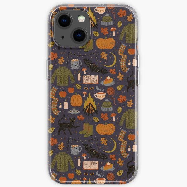 Autumn Nights iPhone Soft Case