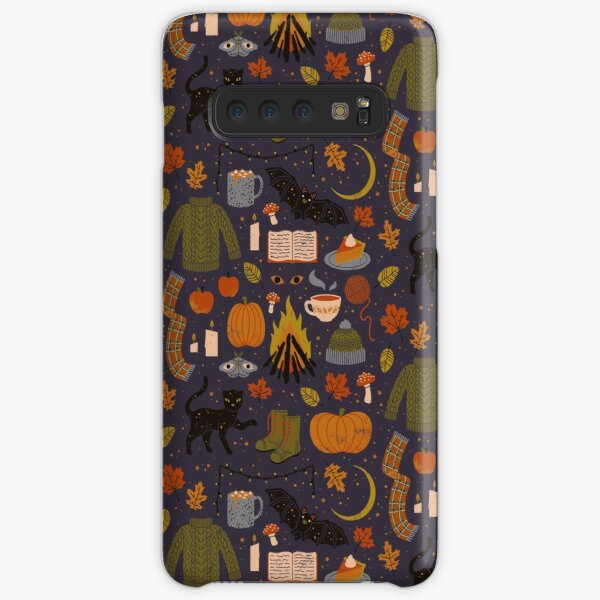 Autumn Nights Samsung Galaxy Snap Case