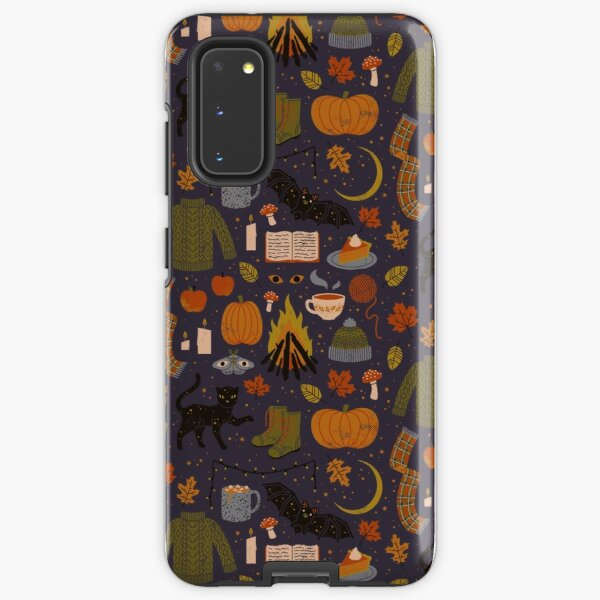 Autumn Nights Samsung Galaxy Tough Case
