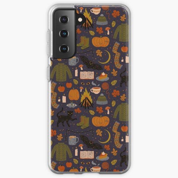 Autumn Nights Samsung Galaxy Soft Case