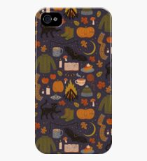 Autumn Nights iPhone 4s/4 Case
