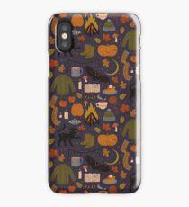 Autumn Nights iPhone Case/Skin