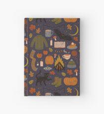 Autumn Nights Hardcover Journal