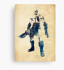 God of War Canvas Print