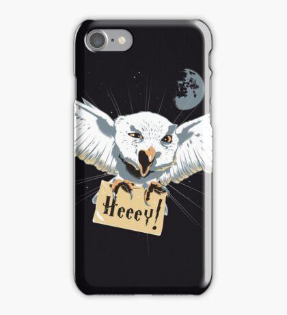 HEY WIZARD! iPhone Case/Skin