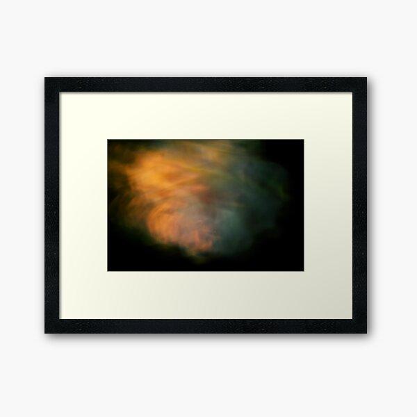 Night Winds & Roses Framed Art Print