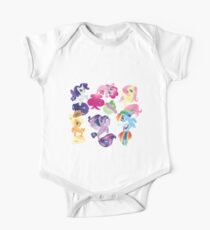 my little pony seaquestria my home Kids Clothes