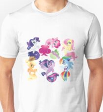 my little pony seaquestria my home T-Shirt