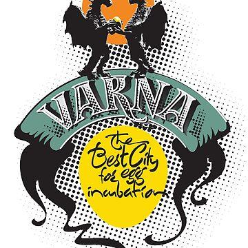Varna Dragons by burbuja