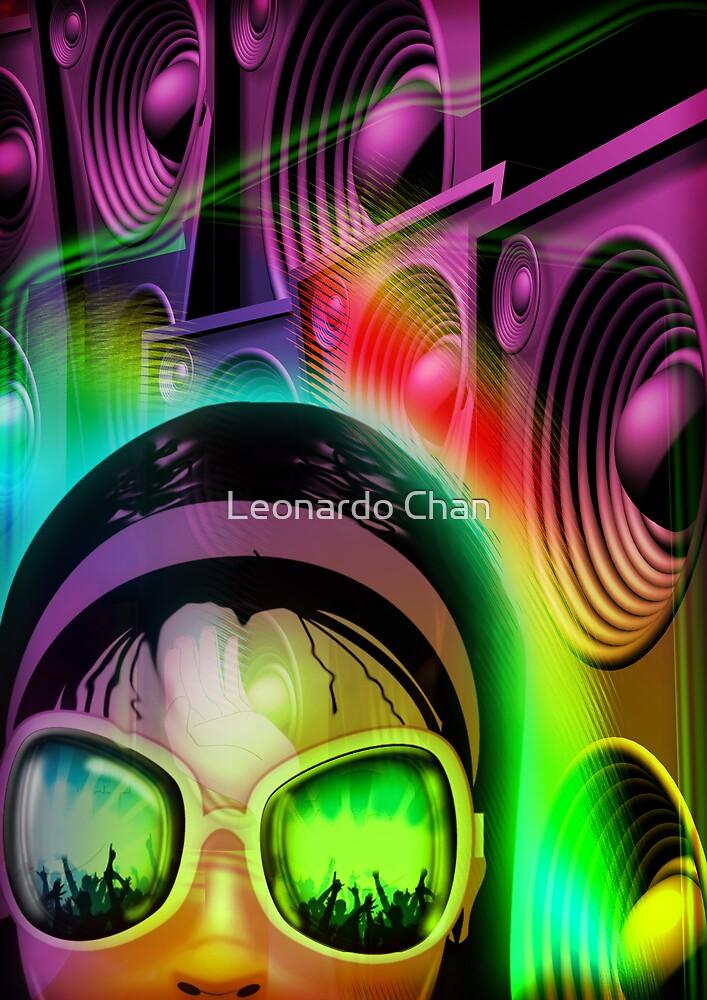 TECHNO by Leonardo Chan