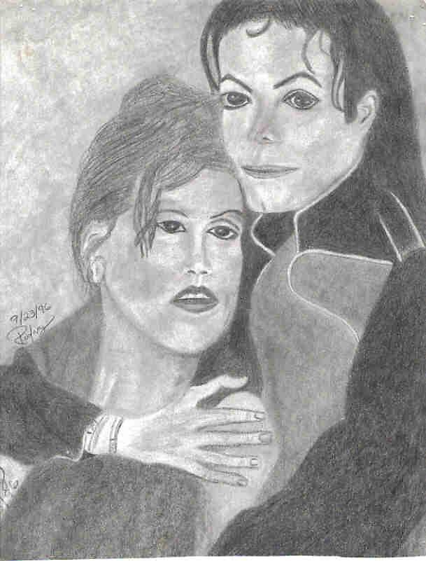 Michael and Lisa by eztransfer