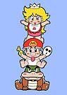 Yoshi's Island: Super Mario World 2 by SophisticatC x Studio Momo╰༼ ಠ益ಠ ༽