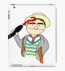 Seventh Doctor Muppet Style iPad Case/Skin