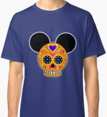 Dia De Los Muertos Ears (Orange) Classic T-Shirt
