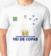 CRUZEIRO CAMPEAO COPA DO BRASIL 2017 T-Shirt