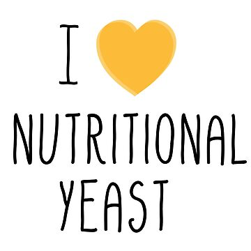 I love nutritional yeast by tinyflyinggoats