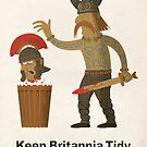 Keep Britannia Tidy by Mark Barnes