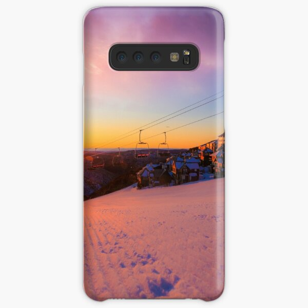 Hotham Height Sunrise Samsung Galaxy Snap Case